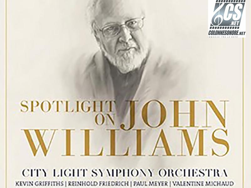 Colonne Sonore:  Spotlight on John Williams
